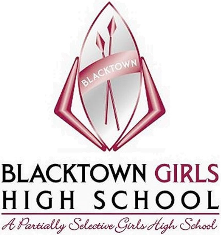 Blacktown Girls High School logo